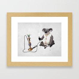 What a drag! (Wordless) Framed Art Print