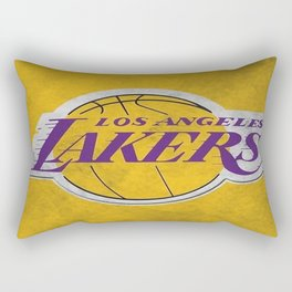 Los Angeles Laker Rectangular Pillow
