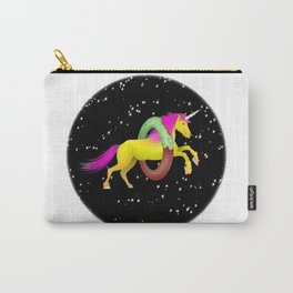 Unicorn Space Donut Carry-All Pouch