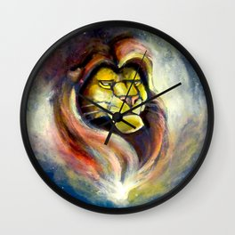 Remember Who You Are Wall Clock