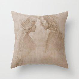 Braveheart Throw Pillow