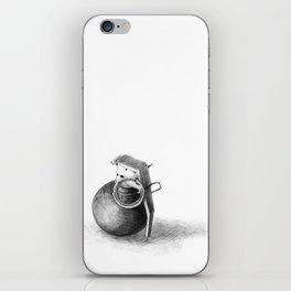 Grenade iPhone Skin