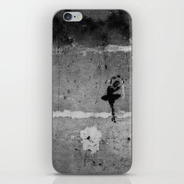 Danser sa vie iPhone Skin