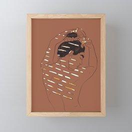 Afternoon Light Framed Mini Art Print