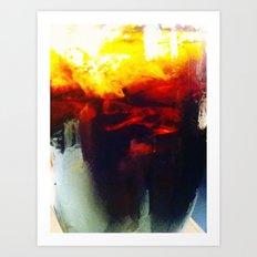 drink a little dream Art Print