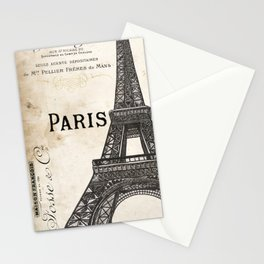 Paris Ooh La La 1 Stationery Cards