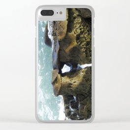 A Moment of Calm (All proceeds dontated to Children of Fallen Patriots Foundation) Clear iPhone Case