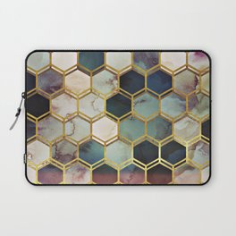 RUGGED MARBLE Laptop Sleeve