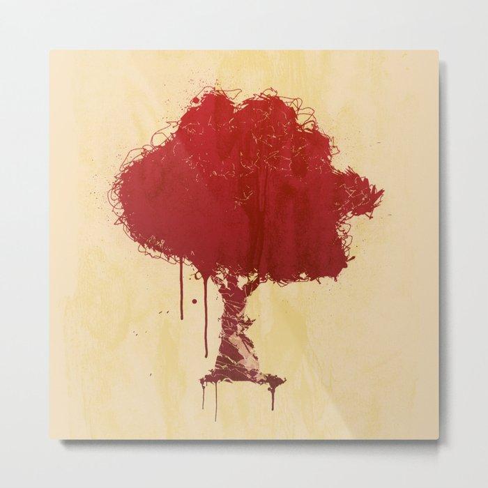 s tree t Metal Print