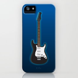 Rock my blue! iPhone Case
