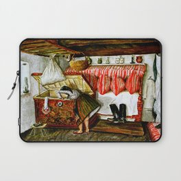 Searching After Memories Laptop Sleeve