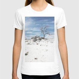 Lone Tree White Sands National Park T-shirt