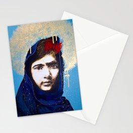 Icon Malala Stationery Cards