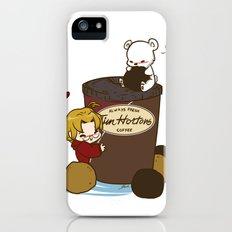 Hetalia - Canada Loves Timmies  Slim Case iPhone (5, 5s)