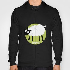 Sheep Number 9.... Hoody