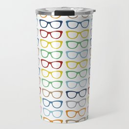 Rainbow Specs Travel Mug