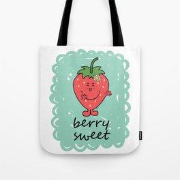 Berry Sweet Tote Bag