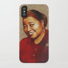 Hattie McDaniel, Hollywood Legend iPhone Case