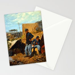 Winslow Homer Home, Sweet Home Stationery Cards