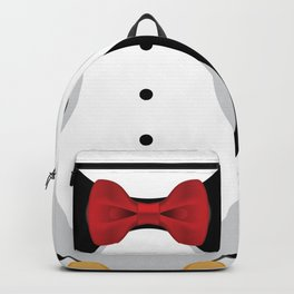 Funny Penguin | Awesome Penguins Gift Backpack