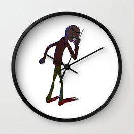 Maurice Johnson Wall Clock