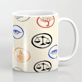 The factions Coffee Mug