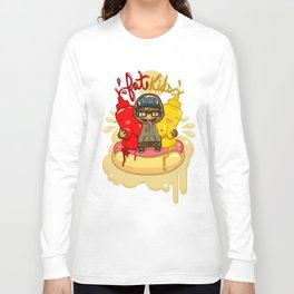 Fat Kids Long Sleeve T-shirt