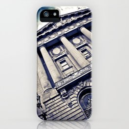 The Hall iPhone Case