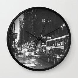 Big City of Dreams 2 Wall Clock