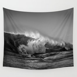 Folds of Light Wall Tapestry