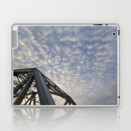 Silver Span Laptop & iPad Skin