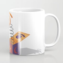 surprise glance Coffee Mug