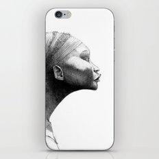 Afro iPhone & iPod Skin