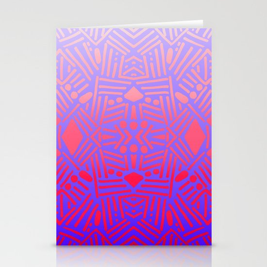 Bali (Ombre) Stationery Cards