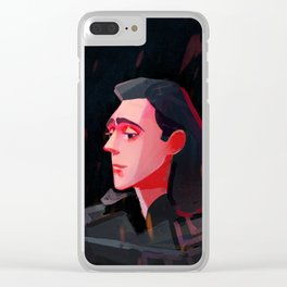 The Sun will shine on us again Clear iPhone Case