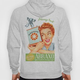 Abraxo - Custom Fallout Ad Hoody