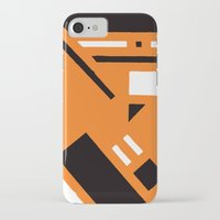broadway iPhone & iPod Cases featuring 7av. Broadway by Michal Gorelick