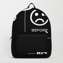 Bitcoin Happy Backpack