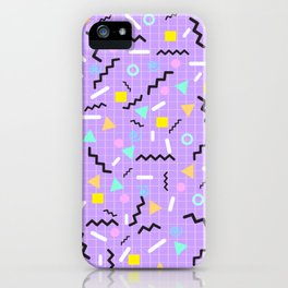 Once Upon the 80's iPhone Case