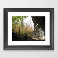 Natures Beauty Framed Art Print