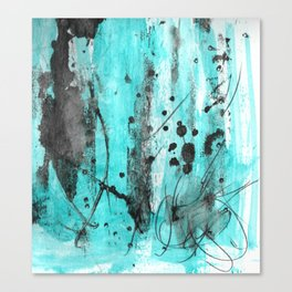 ink 2. Canvas Print