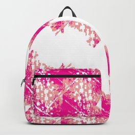Bright urban texture pattern Backpack