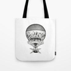 Jellyfish Joyride Tote Bag