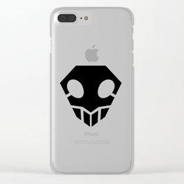 Bleach ichi Hollow Clear iPhone Case