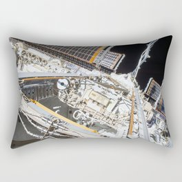 ISS-45 EVA Rectangular Pillow