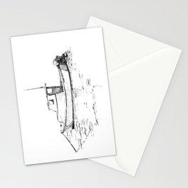 Casco Bay Lobster Boat Stationery Cards