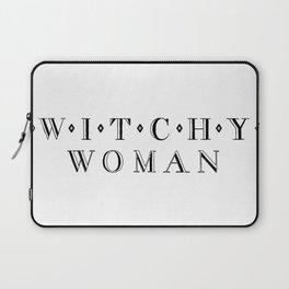 Witchy Woman Laptop Sleeve