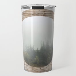At the still point of the turning world. Travel Mug