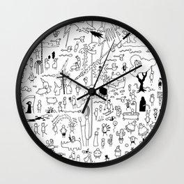 Where´s God? Wall Clock