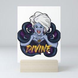Divine Sea Witch Mini Art Print
